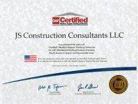 certified certificate