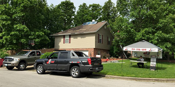 Roofing Company Headquartered In Kansas City, With Local Officeu0027s Serving: