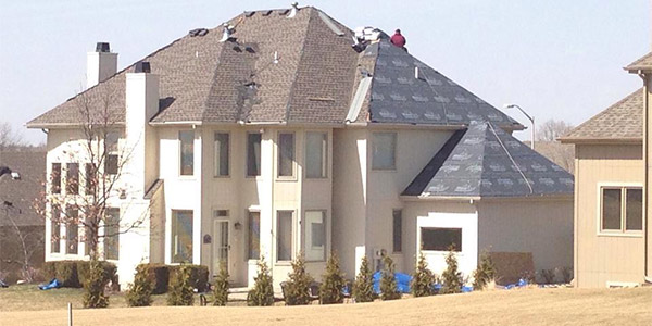 Roofing Company In Kansas City